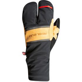 PEARL iZUMi AmFIB Lobster Gel Gloves, black/dark tan